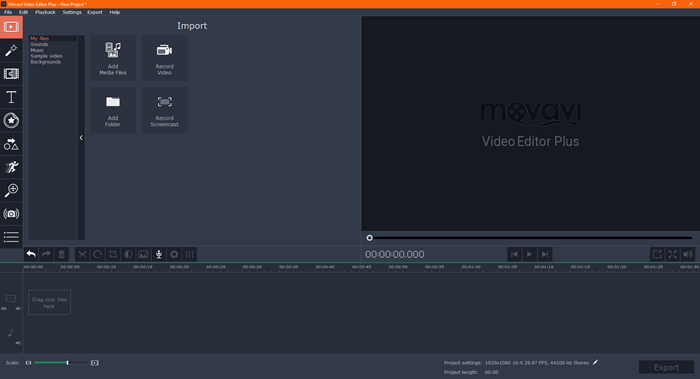 Movavi Video Editor 14 Review