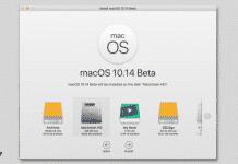 Install macOS Mojave Public Beta